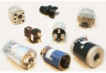 Motors, pumps & motor relays