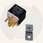 Control current relay NO/NC + lip 24V.