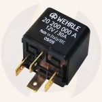 Control current relay NO 12V. 30A.
