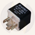 Control current relay NO/NC 24V. 20A.
